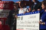 $50,000 Donation to Tinker K-8 School
