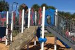 Playground at Lake Wonderwood Trail Project