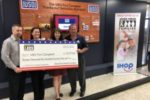 Armed Forces Families Foundation donates over $13K for Fort Campbell USO