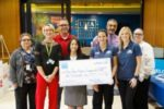 Ultimate Medical Academy Makes Veterans Day Donation to the Armed Forces Families Foundation
