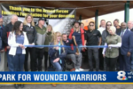NBC WFLA: Park remodeled, dedicated to Wounded Warriors