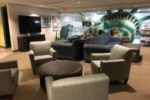 Airport Center Furniture Upgrades head to Two Florida USO Centers